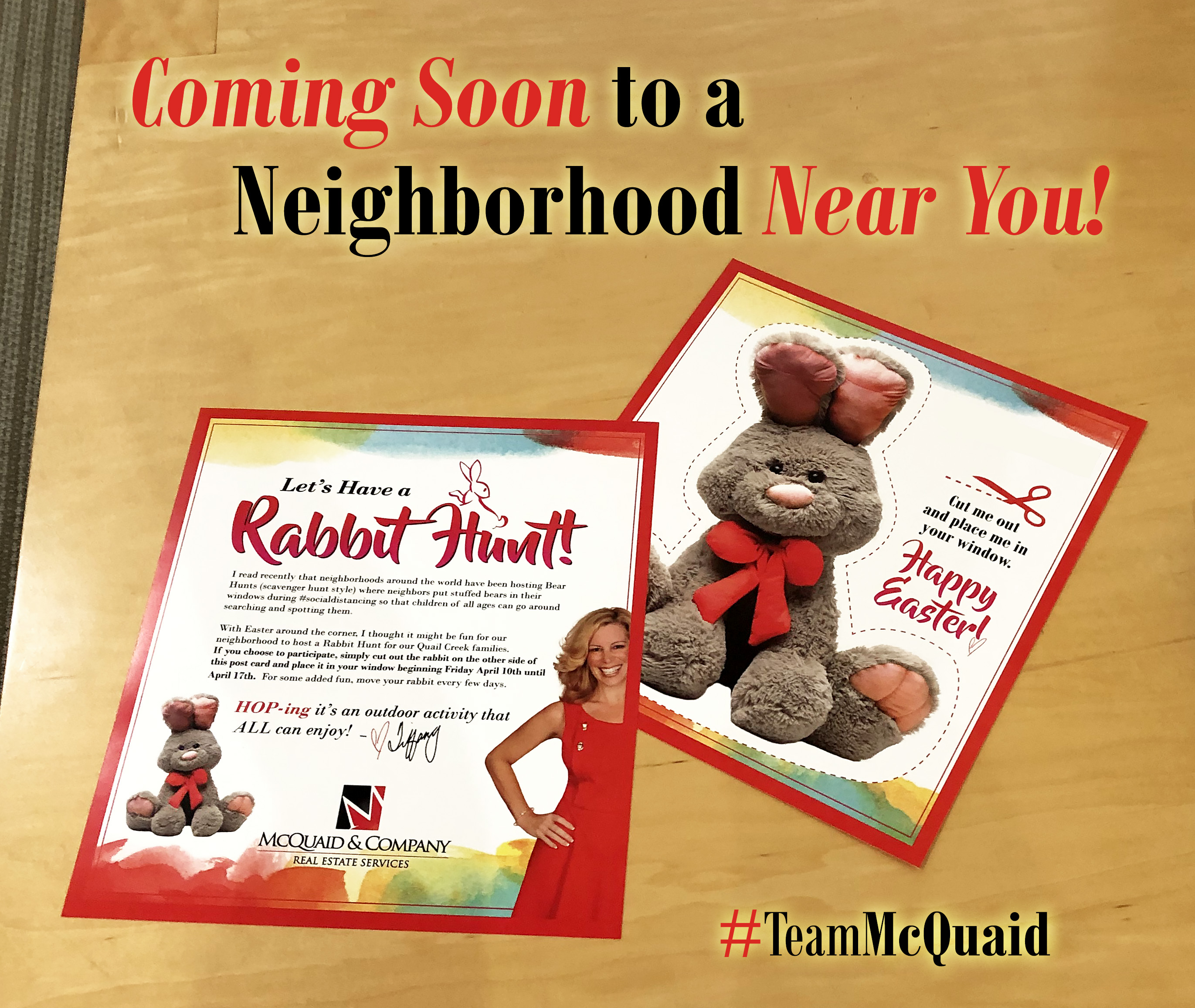 Coming Soon to a Neighborhood Near You!